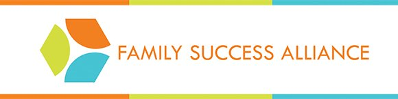family success alliance logo and web address