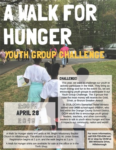 A Walk for Hunger