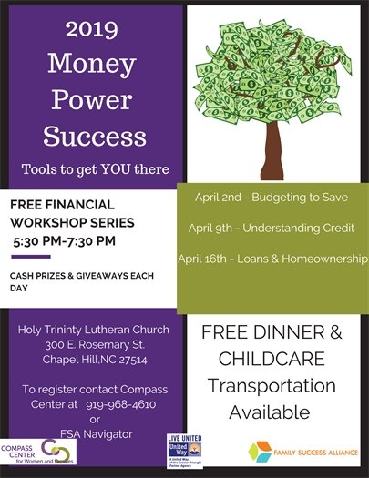 Free Financial Workshop