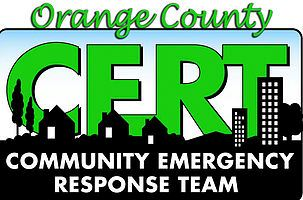 Orange County Community Emergency Response Team CERT