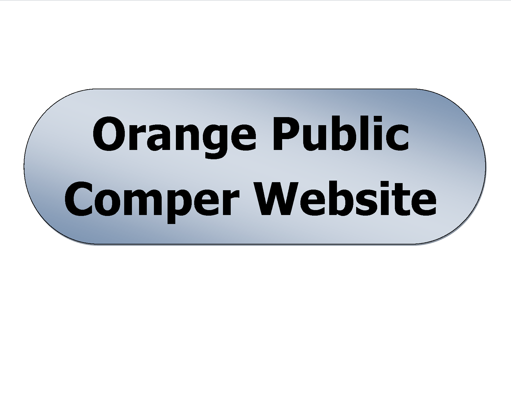 Orange Public Comper Website