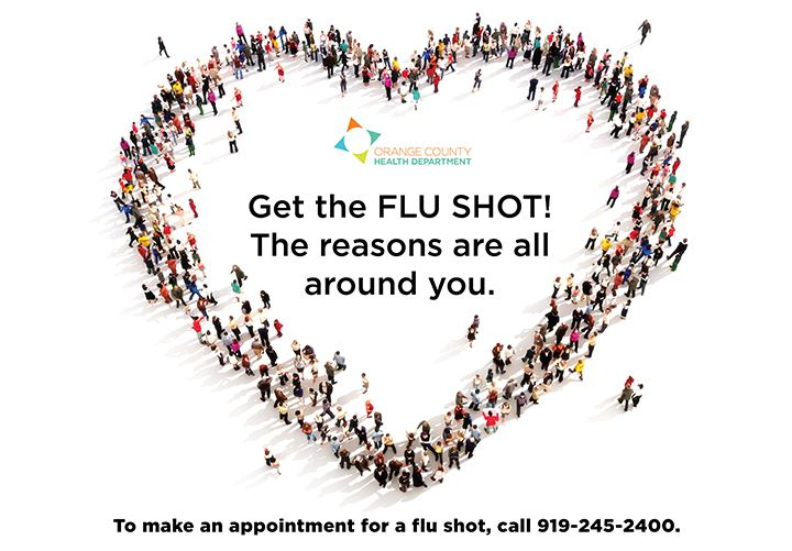 Get the flu shot.