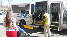 Wheelchair Assistance Bus