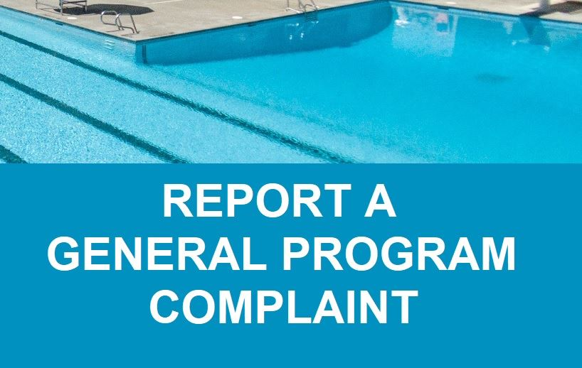 REPORT A GENERAL COMPLAINT Opens in new window