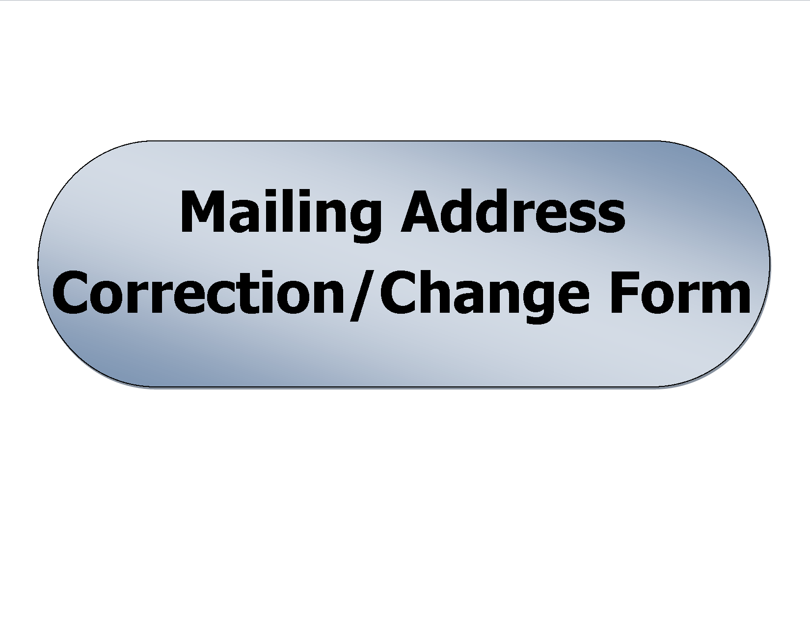 Mailing address change