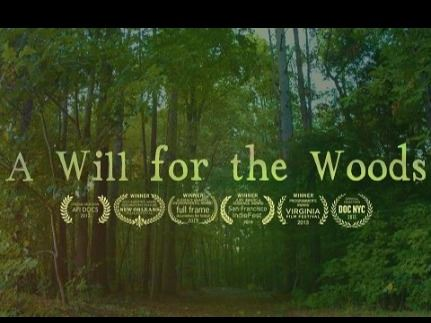 A Will for the Woods photo
