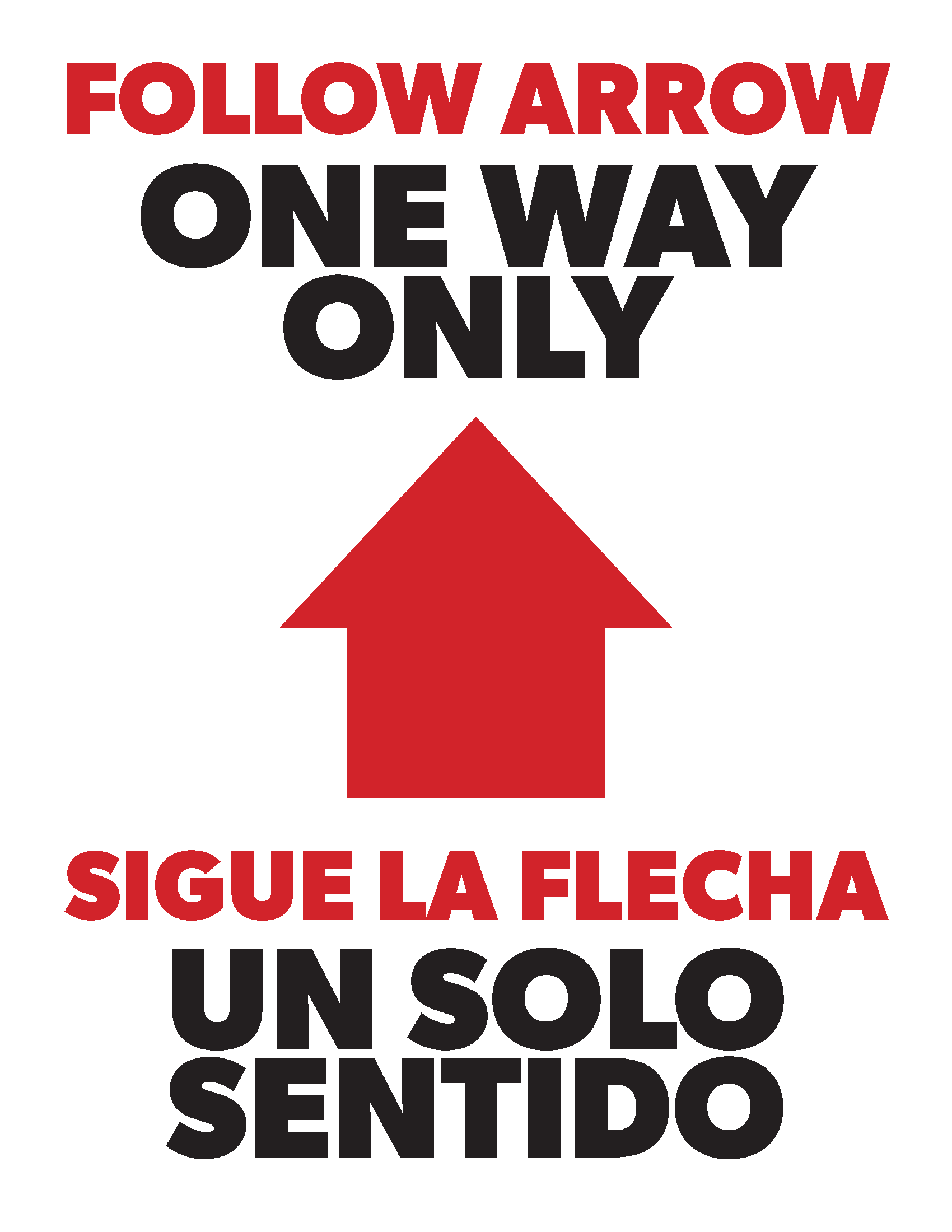 One Way Only (PNG) Opens in new window