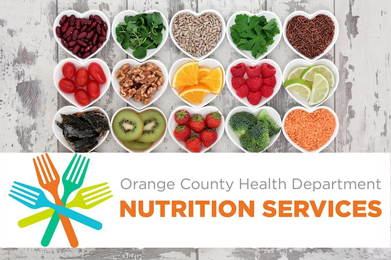 nutrition services at orange county health department