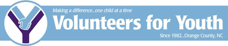 VOLUNTEERS FOR YOUTH LOGO